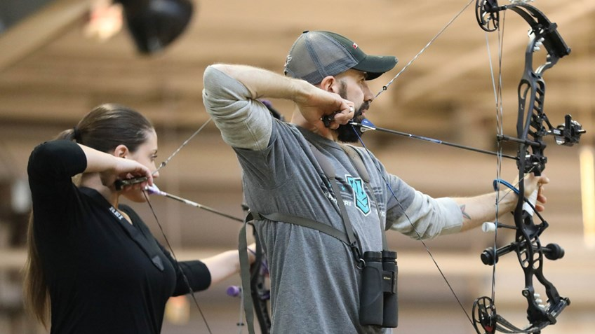 GAOS 2019 Daily 3D Bowhunter Challenge and Spot Shoot Scores - February 8